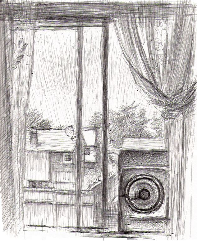 Window Drawing Pictures To Pin On Pinterest Pinsdaddy